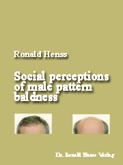 Ronald Henss: Social Perceptions of Male Pattern Baldness